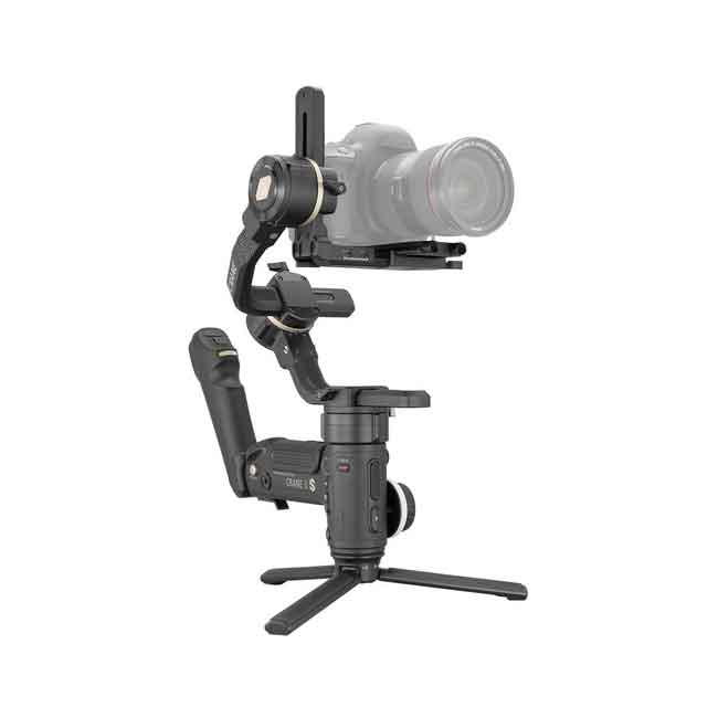 لرزشگیر ژیون-تک کرین 3S برای دوربین های بدون آینه و DSLR 1