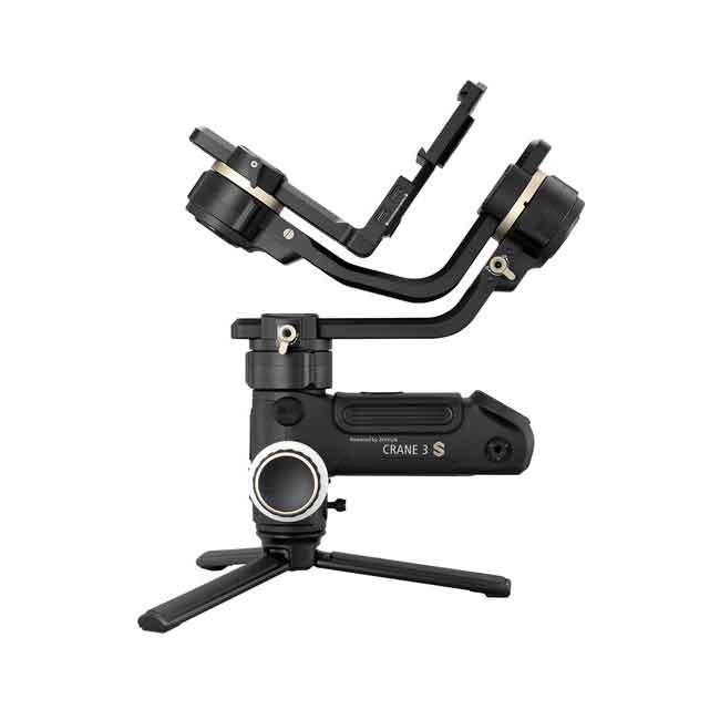 لرزشگیر ژیون-تک کرین 3S برای دوربین های بدون آینه و DSLR 2