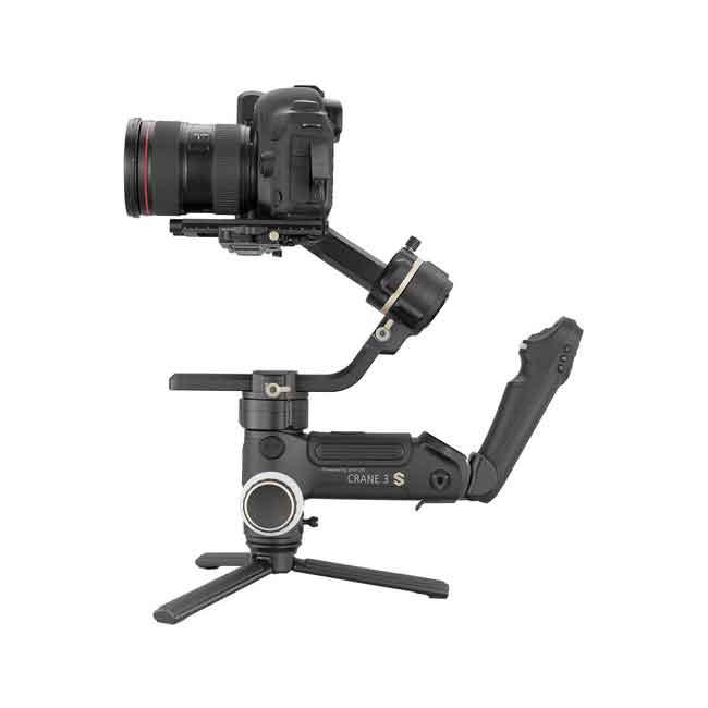 لرزشگیر ژیون-تک کرین 3S برای دوربین های بدون آینه و DSLR 12