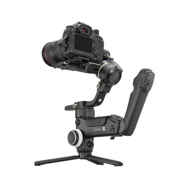 لرزشگیر ژیون-تک کرین 3S برای دوربین های بدون آینه و DSLR 13