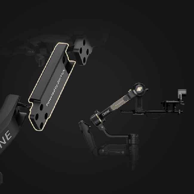 لرزشگیر ژیون-تک کرین 3S برای دوربین های بدون آینه و DSLR 14