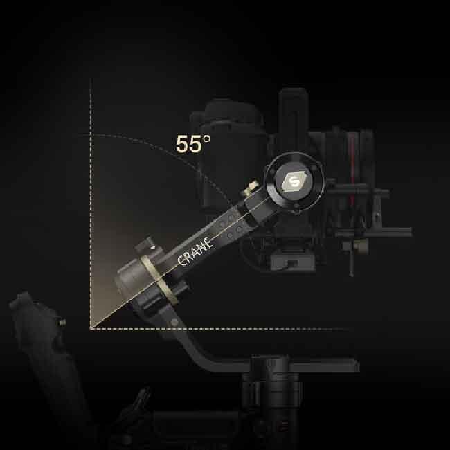 لرزشگیر ژیون-تک کرین 3S برای دوربین های بدون آینه و DSLR 17