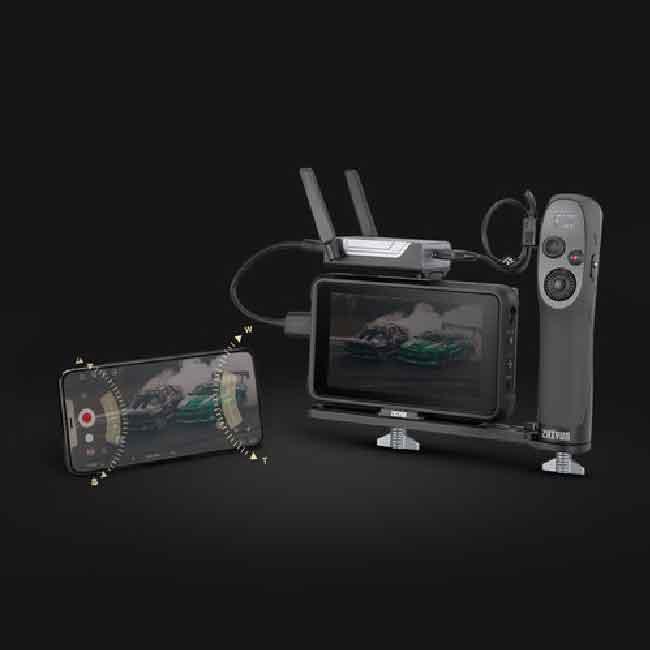 لرزشگیر ژیون-تک کرین 3S برای دوربین های بدون آینه و DSLR 18