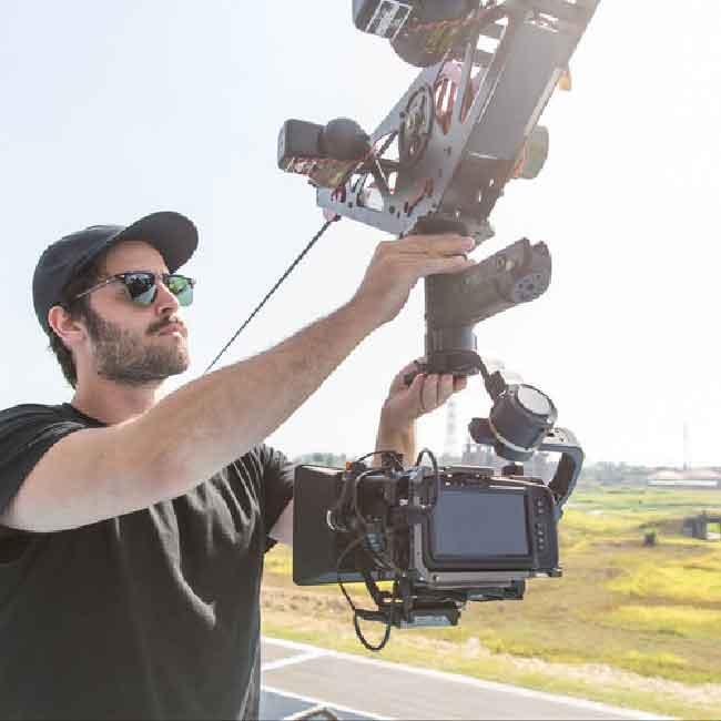 لرزشگیر ژیون-تک کرین 3S برای دوربین های بدون آینه و DSLR 19