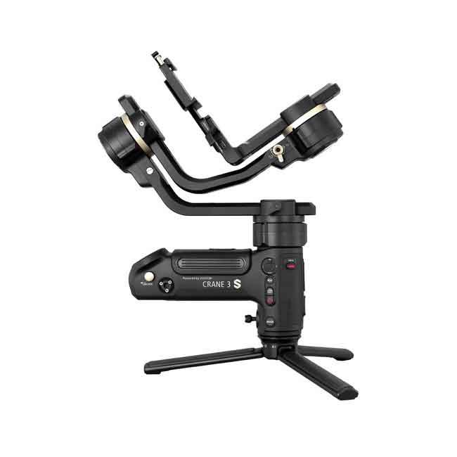 لرزشگیر ژیون-تک کرین 3S برای دوربین های بدون آینه و DSLR 3