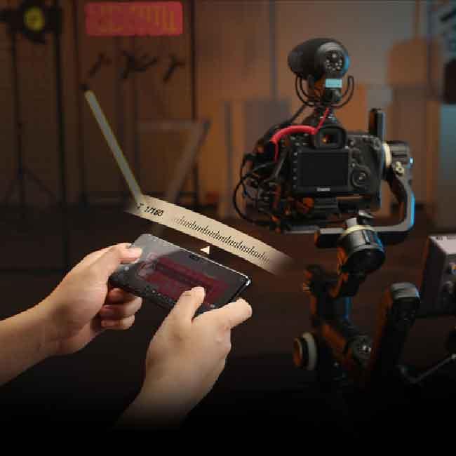 لرزشگیر ژیون-تک کرین 3S برای دوربین های بدون آینه و DSLR 24