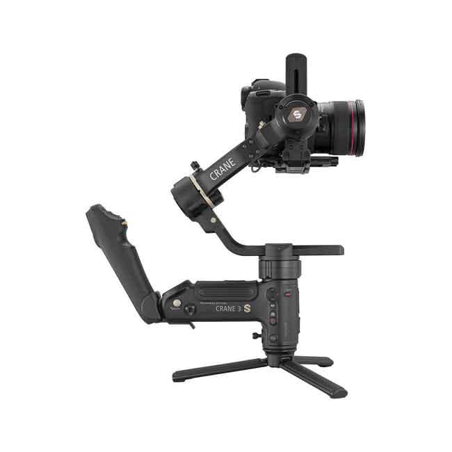 لرزشگیر ژیون-تک کرین 3S برای دوربین های بدون آینه و DSLR 5