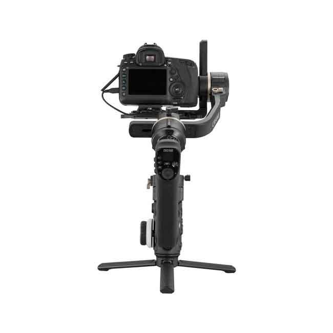 لرزشگیر ژیون-تک کرین 3S برای دوربین های بدون آینه و DSLR 6