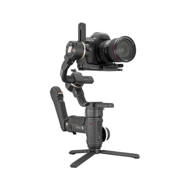 لرزشگیر ژیون-تک کرین 3S برای دوربین های بدون آینه و DSLR 8