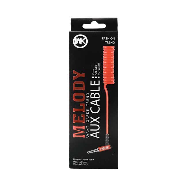 Melody WDC 071 AUX Red min