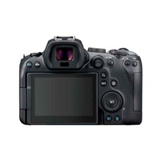 Canon R6 Body Only back