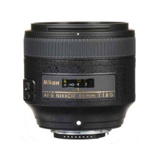 Nikon AF S NIKKOR 85mm 1