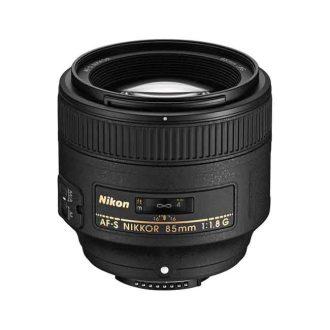 Nikon AF S NIKKOR 85mm 3