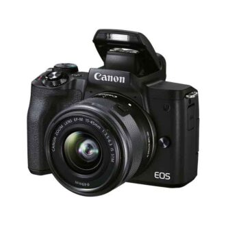 canon m50 ii 15 45 9